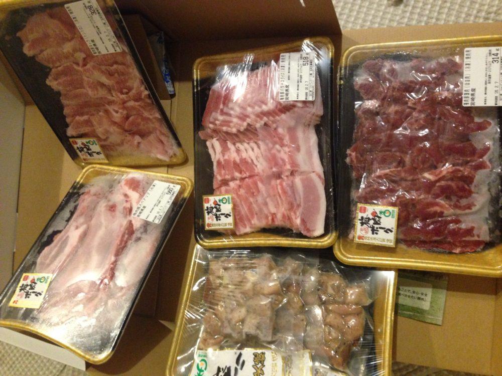 ふるさと納税、肉の量は都城市が最強