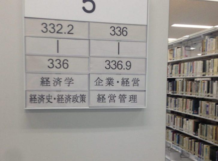 図書館より社会科学の本が多い
