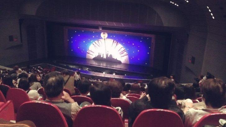 宝塚大劇場当日B席