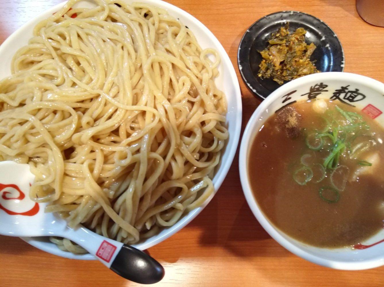 二郎系つけ麺900g