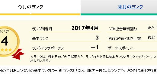 住信SBIネット銀行の振込手数料を簡単に月15回無料にする方法
