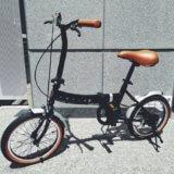 Rover(ローバー) FDB1601は1万円で買えるお洒落な自転車