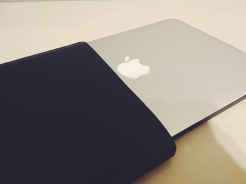 macbookair11.6インチ用レザーケース